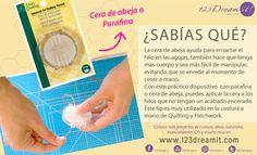 Este tip es para todos los que les gusta coser a mano! Conoce más consejos en nuestro sitio web