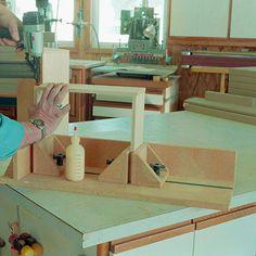 Drawer-Box Helper Woodworking Plan