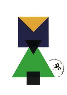 Japanese Typeface Design Catalog: Morisawa Awards. Ikko Tanaka. 1999 - Gurafiku: Japanese Graphic Design