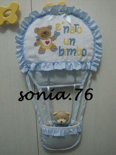 Fiocco nascita Mattia 1 - Dall'album di Sonia76: http://www.megghy.com/album/soni/punto_croce/fiocco-nascita-mattia-1.html