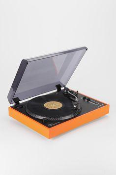 Crosley Stereo 3-Speed Vinyl Record Player