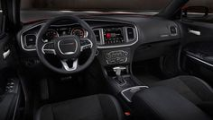 2016 Dodge Charger - interior