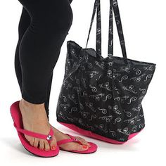 Look what I found on Pink Flip-Flops Pink Flip Flops, Geometric Heart, Tunic Leggings, Ecommerce Platforms, All In One, Calves, Heather Grey, Hot Pink, Pink