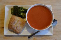 true tomato soup from cook like kayla