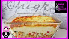 Gemüse-Auflauf mit Zucchini - Rezept von Anna Kocht Russisch Check Up, Zucchini, Vanilla Cake, French Toast, Breakfast, Desserts, Food, Link, Youtube