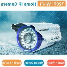 US $32.95 (Watch more - https://alitems.com/g/1e8d114494b01f4c715516525dc3e8/?i=5&ulp=https%3A%2F%2Fwww.aliexpress.com%2Fitem%2FIP66-Waterproof-wifi-IP-Camera-outdoor-use-smart-camera-IR-Cut-support-64G-TF-Card-APP%2F32760591889.html) Vstarcam C7815WIP IP66 Waterproof wifi IP Camera outdoor use smart camera IR-Cut support 64G TF Card APP EYE 4