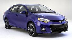 The all-new 2014 Toyota Corolla.