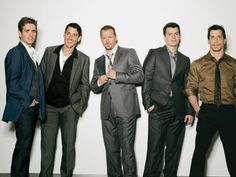 NKOTB!! some of my very first crushes :)