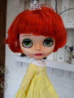 BlackFridayOOAK Blythe doll Rachel Custom by janasOOAKblytheDolls