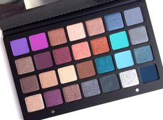 "Hi BB's! I am sooo excited for this post today because it's featuring the Natasha Denona 28 pan palette in the ""Purple – Blue"" selection and I'm doing this in collaboration with the beautiful and talented Gigi (@beatfacefridayy on Instagram), so if you want to see the 28 pan palette in ""Green – Brown"" go and …"