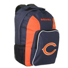 NFL Chicago Bears Southpaw Backpack, Navy by Concept 1. $15.00