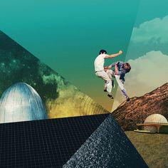August in September EP - Julien Pacaud • Illustration • Perpendicular Dreams