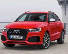 Audi Q3 2015 RS e 2.0 tdi: si completa la gamma