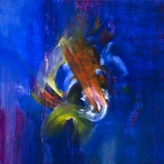 "Saatchi Online Artist Tommy Lennartsson; Painting, ""Shadowfax"" #art"
