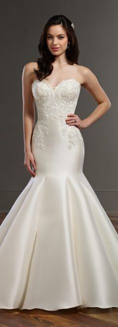 Bridal Gowns | Pinterest | Wedding dress, Elegant and Gowns