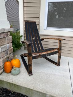 Teak Oil, Outdoor Chairs, Outdoor Decor, Real Estate Tips, Rocking Chair, End Tables, Colorful Interiors, Curb Appeal, Decorating Your Home