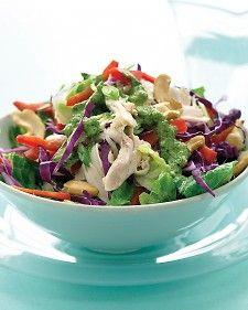 Asian Inspired Rotisserie Chicken Salad