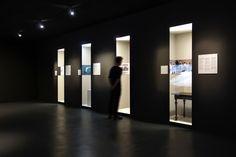 Bernisches Historiches Museum  Lösung für Nischenräume