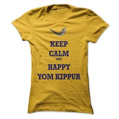 Happy yom kippur 2014 T Shirts, Hoodies, Sweatshirts - #fitted shirts #hooded sweater. GET YOURS => https://www.sunfrog.com/Holidays/Happy-yom-kippur-2014-Orange-Ladies.html?60505