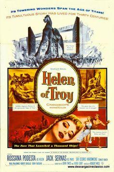 Helena de Troya (1956) Español/Extras