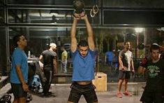 Defeat Poor CrossFit Movement With These Work-Rest Strategies