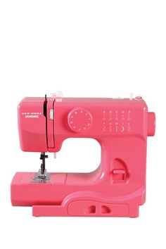 Pink Sewing Machine