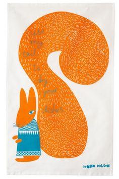 print & pattern: NEW - donna wilson