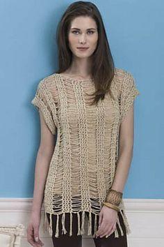 Ravelry: Valeria Top pattern by Teresa Chorzepa