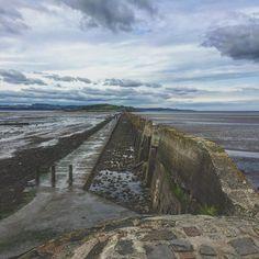 #crammondisland #edinburgh #causeway #tidal #island #scotland #crammond #forth #firthofforth #visitscotland