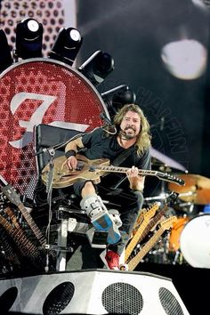 Dave Grohl by Ross Halfin