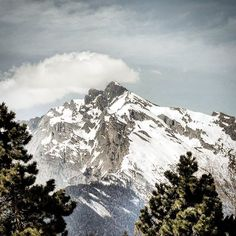 Le Haut de Cry m) viewed from Nendaz Mountain S, Alps, Mount Rainier, Wonders Of The World, Cry, Mount Everest, Nature, Photos, Travel