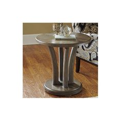 Found it at Wayfair - Park Studio Chairside Table