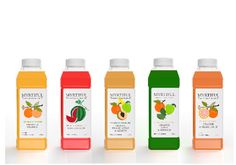 Myrtiful Juices on Packaging of the World - Creative Package Design Gallery