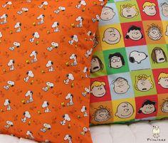 Almofadas do Snoopy e sua turma!! <3