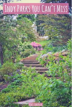 Take a break from the city to explore these beautiful Indianapolis parks! Vacation Places, Vacation Trips, Vacation Spots, Places To Travel, Vacations, Weekend Trips, Weekend Getaways, Day Trips, Indianapolis Parks