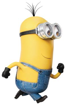 Minion Kevin PNG Transparent Picture