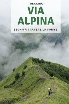 Trekking en autonomie - SuisseBilan de notre traversée de la Suisse par les Alpes. Budget, itinéraire, logements: retrouvez dans ce bilan chiffré toutes les infos clés pour préparer sa via alpina suisse #trekking #viaalpina #suisse #alpes #randonnée