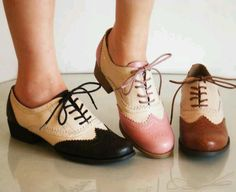 Oxfords, Love!