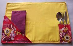 La Retalera: Tutorial: mantel individual con Lolahn Handmade