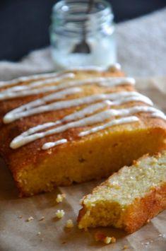 lemon drizzle cake (paleo, primal, grain-free, gluten-free, dairy-free, refined sugar-free)