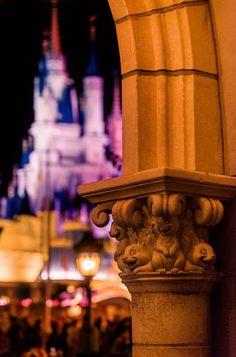 Disney Parks After Dark: A New Fantasyland Scene