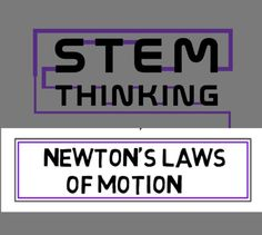 Newton's Laws of Motion , Balanced and Unbalanced Forces Animation Video for Middle School Physics and Science ClassesThis animation reviews Newton's 3 Laws of Motion, presented in a fun animation to help your students remember them.You might also like: Newtons Laws of Motion Bundle Newtons 1st Law Doodle Notes Newtons 2nd Law Doodle Notes Newtons 1st  Law Interactive Notebook Foldables Be the first to know about my new product launches.