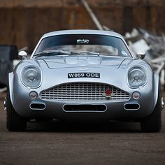 What a Classic Aston Martin