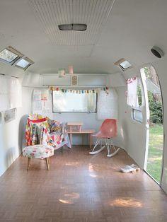 backyard caravan