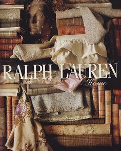 lauren home | decoratieve antieke boeken luxurybynature.nl ralph lauren home