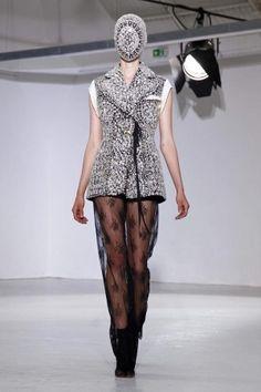 Maison Martin Margiela Fall Winter Couture 2012 Paris