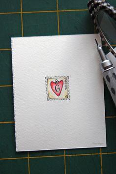 elvie studio: mini-doodle stamps