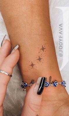 Infinity Tattoo Family, Small Infinity Tattoos, Small Girly Tattoos, Small Star Tattoos, Mini Tattoos, Classy Tattoos, Elegant Tattoos, Simplistic Tattoos, Pretty Tattoos
