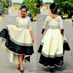 Find Traditional Dresses in South Africa. Browse of Modern Traditional Dresses on the largest online platform for Traditional African clothes in South Africa. Browse dresses by culture, designer or by area. African Fashion Designers, African Dresses For Women, African Print Dresses, African Print Fashion, African Fashion Dresses, African Women, African Prints, Xhosa Attire, African Attire