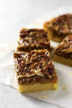 Pecan Pie Shortbread Bars